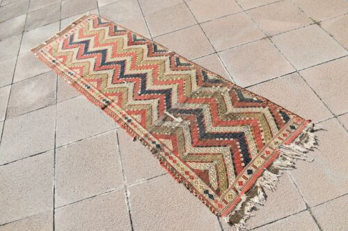 Fabulous Antique Rug Awesome Collectors Piece South Anatolian Fragment Kilim Rug