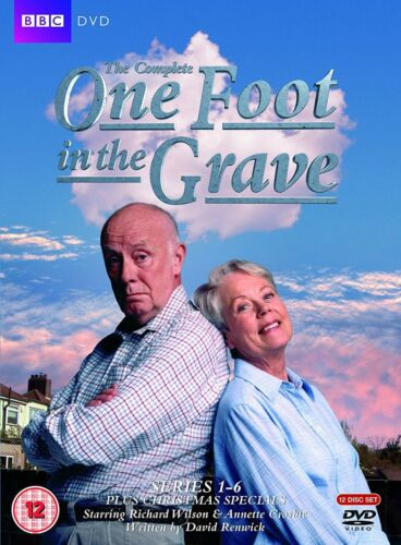 One Foot in the Grave Season 1 2 3 4 5 6 Series Complete Collection New R4 DVD
