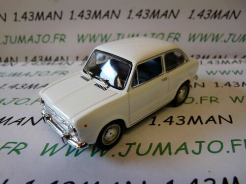 PL11H VOITURE 1/43 IXO IST déagostini POLOGNE : SEAT 850