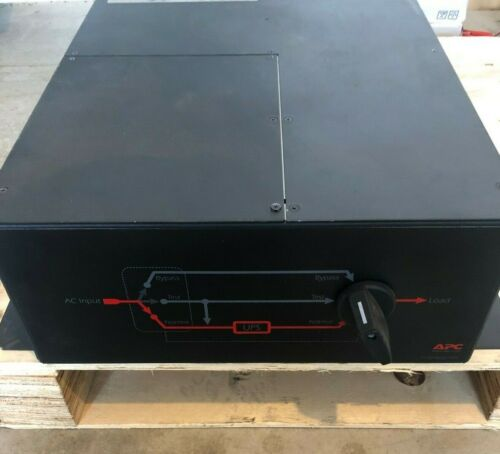 APC UPS Bypass SBP16KP (100amp changeover Switch)