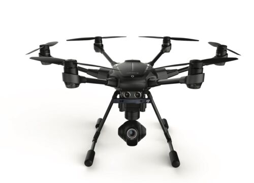 YUNEECTyphoon H Hexacopter, ST16 Pro, GCO3+ Camera w/ Real Sense Installed