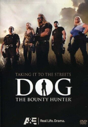 Dog the Bounty Hunter Taking It to the Streets (Duane Chapman) New Region 1 DVD