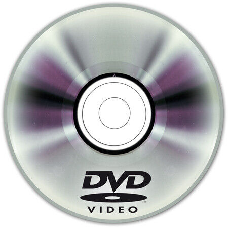 DVD's & VHS'S (Choose from list)