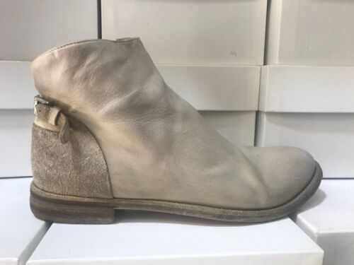 scarpe OFFICINE CREATIVE 37 YSL creative dolce pelle shoes LEATHER marsell boots
