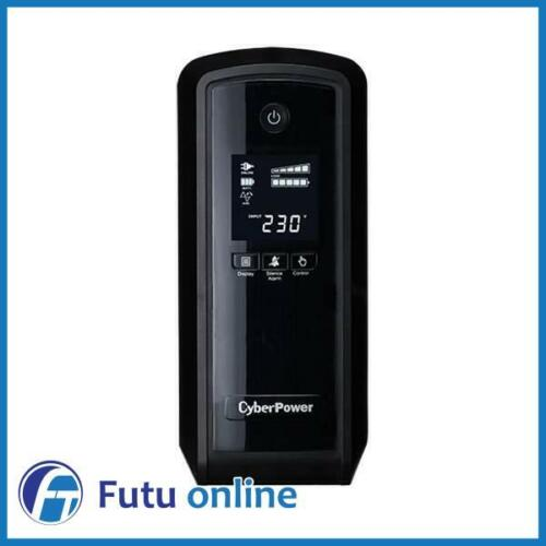 900VA CyberPower UPS CP900EPFCLCDa Uninterruptible Power Supply 6 Outlet