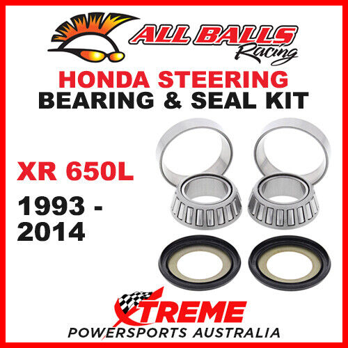 XR 650L Fork Seal and Wiper Set 1993-2015 Honda XR650L