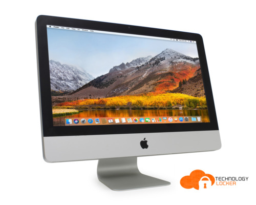"Apple iMac A1311 Mid 2011 21.5"" Intel i5 @2.50GHz 8GB RAM 500GB Yosemite FHD"