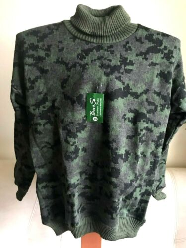 Russian Army SWEATER FLORA digi Yagel Turtle Neck by Bars brand newUniforms - 104023