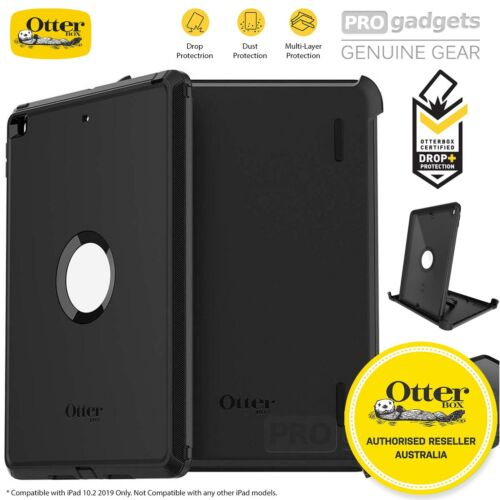 Genuine OTTERBOX Defender Rugged Tough Hard Cover for Apple iPad 10.2 2019 Case