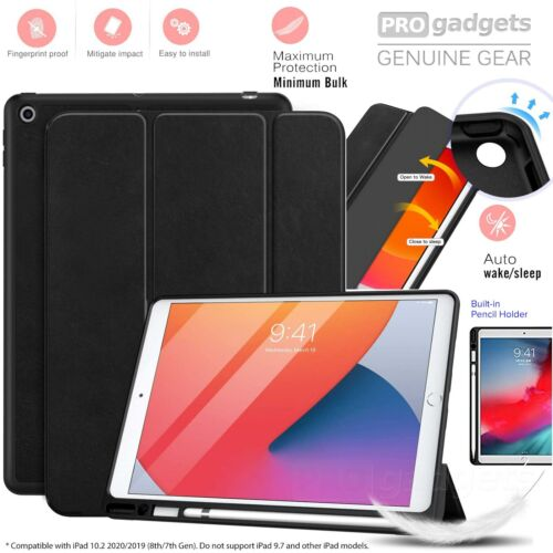 Genuine MoKo Slim Lightweight Shell Stand Cover for iPad 10.2 2019 7th Gen Case