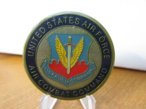 United States Air Force Air Combat Command DoD Challenge Coin #2503Other Militaria (Date Unknown) - 66534