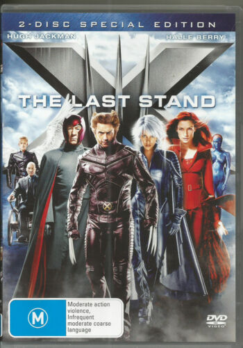 X-MEN 3. The Last stand.. 2-Disc Special Edition DVD (Region 4 - AU)