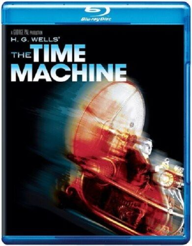 The Time Machine (Rod Taylor, Alan Young, Yvette Mimieux) New Region B Blu-ray