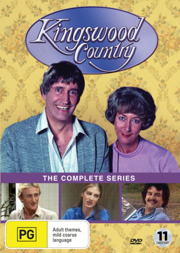 Kingswood Country - Complete Series Collection DVD (new/Sealed)