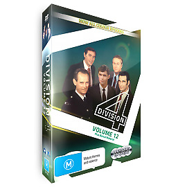 DIVISION 4 - VOLUME 12 - DVD SET - BRAND NEW AND SEALED