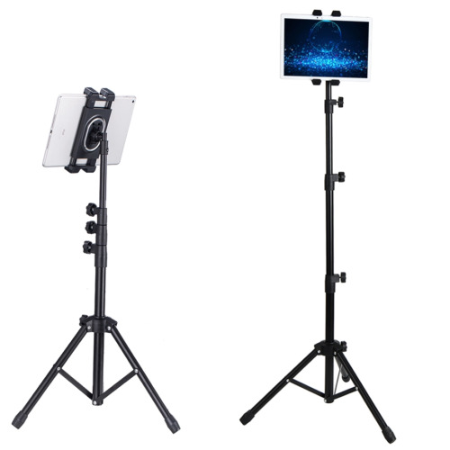 1.5m Portable Flexible Tripod Stand Holder Bracket Foldable for iPad Tablets