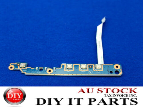 Sony  SVE151A11W   ON OFF Power Button Switch Board + Cable 48.4RM04.021