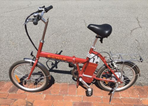 Electric bicycle - suits M or F