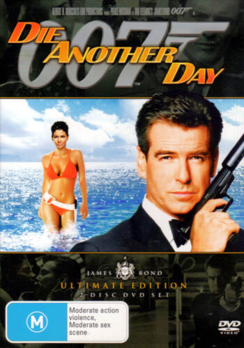 James Bond 007 'Die Another Day' Ultimate Edition - Pierce Brosnan - 2 DVD Set