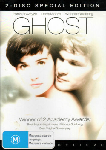 Ghost - Special Edition - Demi Moore, Patrick Swayze - New Sealed 2 DVD Set