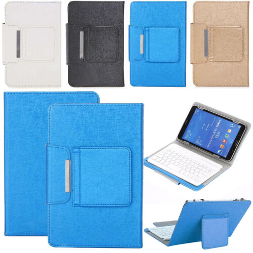For Samsung Galaxy Tab A 7.0 8.0 10.1 Tablet Stand Case Bluetooth Keyboard Cover