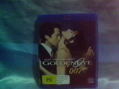 GOLDEN EYE BLU-RAY