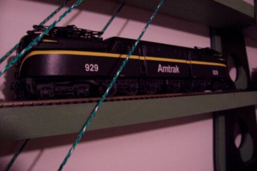 broadway limited    GG1 amtrak 929        sound   equipped          OVP   neu