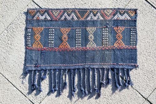 Wonderful Antique Awesome Collector's Anatolian Wall Decor Wall Hangings Kilim