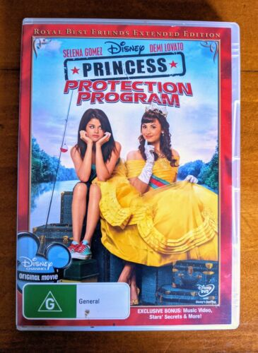 Princess Protection Program (DVD, 2009)