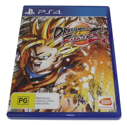 Dragon Ball Fighterz Sony PS4 Playstation 4