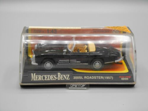 Voiture Mercedes-Benz 300SL Roadster 1957 - New-ray