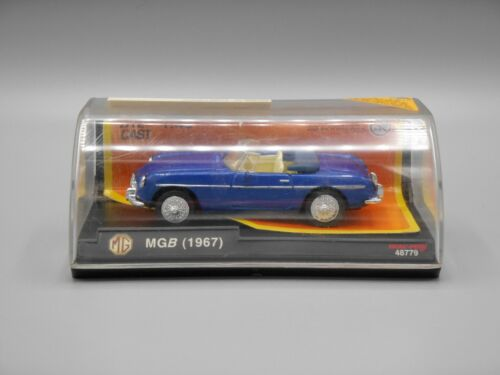 Voiture MGB 1967 - New-ray