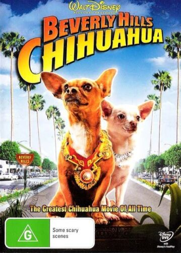 BEVERLY HILLS CHIHUAHUA : NEW DVD