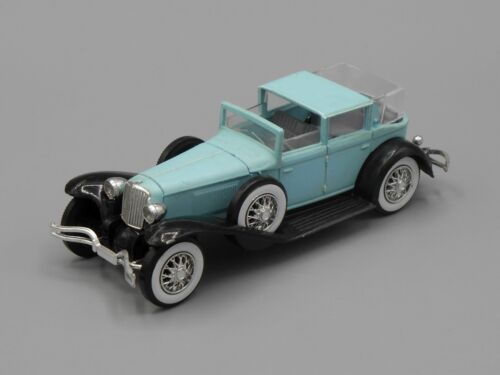 Voiture Cord L29 1929 - Solido