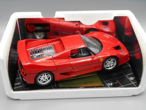 Voiture Ferrari F50 Hard-Top 1995 - Bburago
