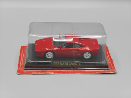 Voiture Ferrari 288 GTO - Official Licensed Product