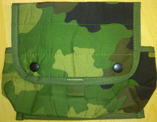 SERBIA CAMOUFLAGE POUCH FOR TACTICAL VEST WAISTCOAT MILE DRAGIC M99 Other Militaria - 135