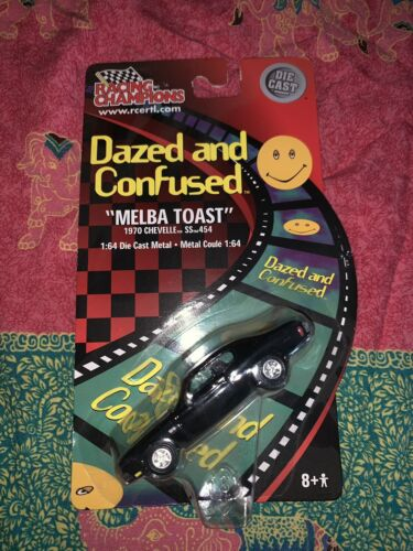 """Dazed and Confused """"Melba Toast"""" die cast car 2002"""