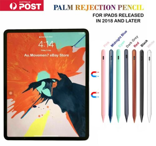 For Apple iPad Pro 12.9in 11in 4th Gen. 2020 tablet PALM REJECTION Pencil
