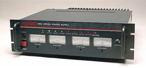 Imark 5020RM 13.8 volt 20 Amp power supply with battery backup