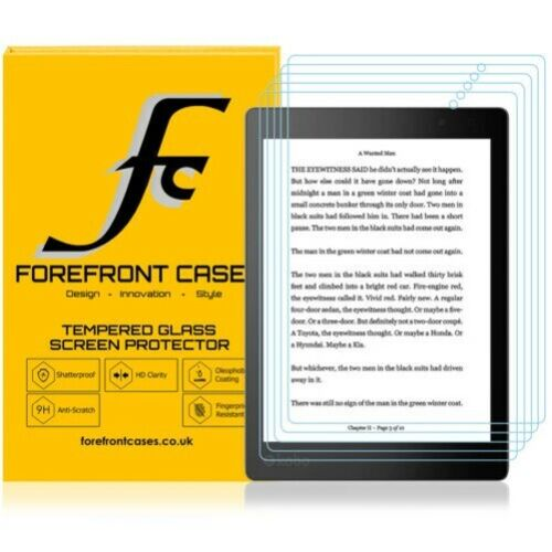 Kobo Aura One 7.8 Screen Protector Tempered Glass for Aura One 7.8