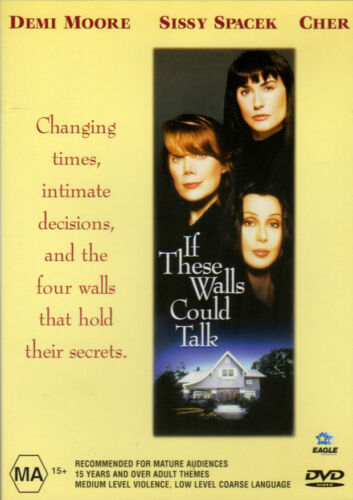 If These Walls Could Talk - Demi Moore, Sissy Spacek, Cher - DVD
