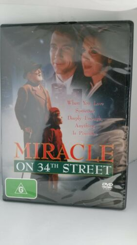 Miracle on 34th Street, 1947- Region 4 DVD (Brand New)