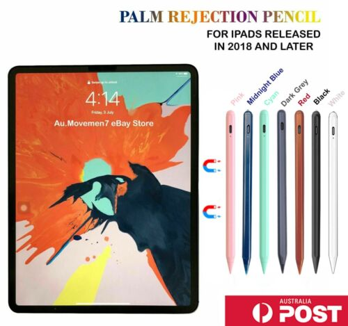 For Apple iPad Mini 5th gen 7.9'' 2019 tablet PALM REJECTION Pencil