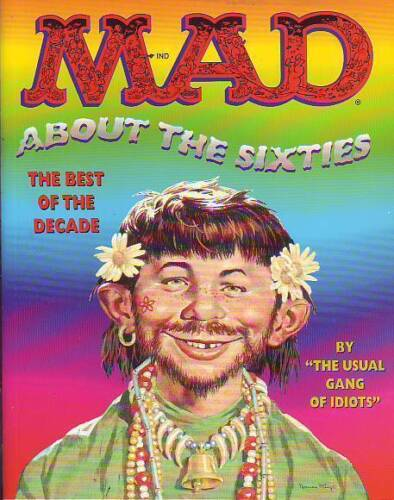 Mad About the Sixties trade paperback Dave Berg Don Martin
