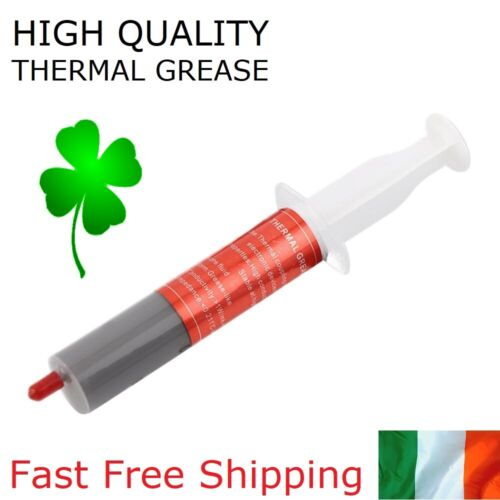 Thermal Paste Grease CPU GPU Heat Sink Compound Processor Cooling Tube 30g