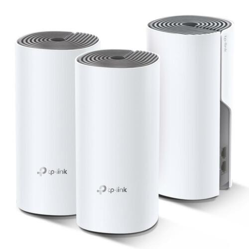 TP-Link Deco E4 3 Pack AC1200 Whole Home Mesh Wifi Router System Ipv6 Dual Band