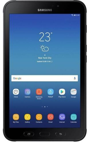 """Samsung SM-T390 Galaxy Tab Active2 Android Tablet 8"""" , 16 GB, 3GB Rugged design"""