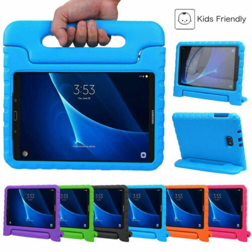 For Samsung Galaxy Tab A 8.0 inch Tablet Kids Shockproof EVA Handle Case Cover