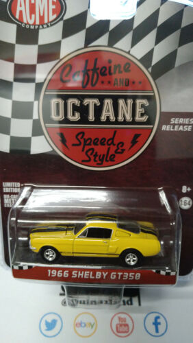 ACME Octane 1966 Shelby gt350 (NG79)